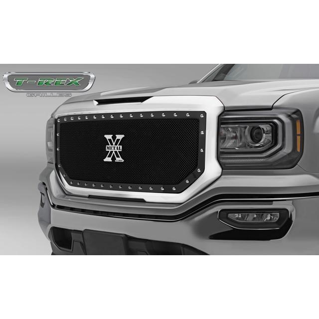 Grille Insert-SLE T-Rex 6712131 Fits 2016 GMC Sierra 1500
